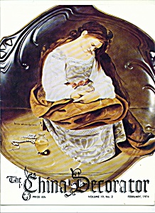 The China Decorator - February - 1974