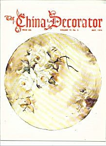 The China Decorator - May 1974
