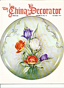 The China Decorator - October 1974