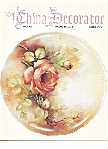 The China Decorator - March 1976 (Image1)