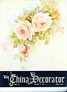 The China Decorator - April 1976 (Image1)