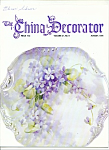 The China Decorator - August 1976