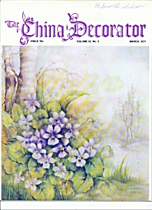 The China Decorator - March 1977 (Image1)
