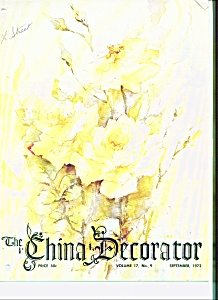 The China Decorator - September 1972