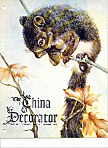 The China Decorator -october 1972