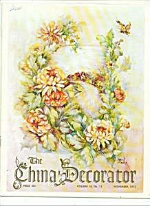 The China Decorator -  November 1973 (Image1)