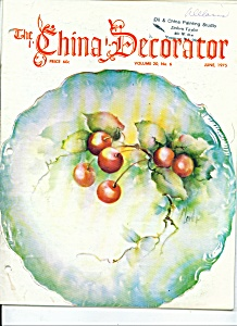 The China Decorator - June 1975 (Image1)