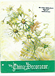 The China Decorator -  September 1975 (Image1)