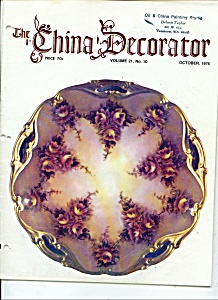 The China Decorator - October 1976 (Image1)