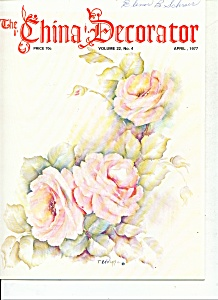 The China Decorator - April 1977 (Image1)