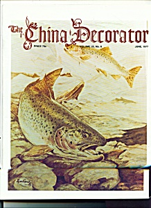 The China Decorator -  June 1977 (Image1)