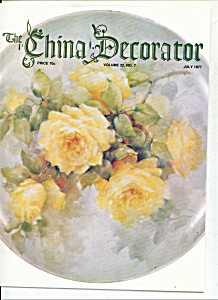 The China Decorator - July 1977
