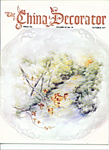 The China Decorator -october 1977