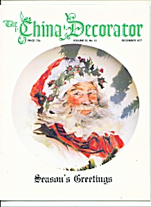 The China Decorator - December 1977