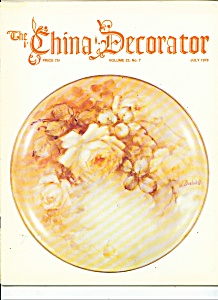 The China Decorator -july 1978