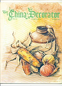 The China Decorator - October 1978