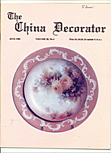 The China Decorator - June 1983