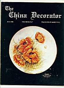 The China Decorator - July 1983
