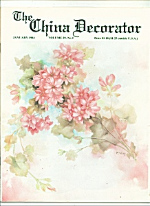 The China Decorator - January 1984
