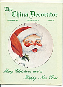 The China Decorator - December 1984