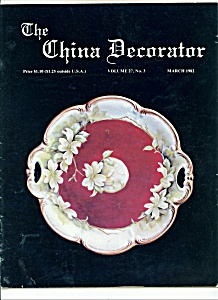 The China Decorator  - March 1982 (Image1)