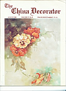 The China Decorator - August 1982