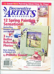 Decoratie Artists Workbook - April 2003
