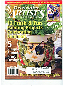 Decorative Artist's Workbook - April 2003