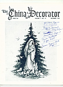 The China Decorator -  December 1962 (Image1)