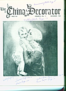 The China Decorator - November 1963 (Image1)