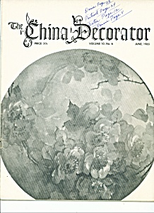 The China Decorator - March 1964