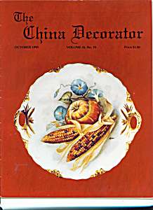 The China Decorator -  October 1990 (Image1)