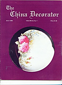 The China Decorator - July 1990