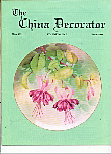 The China Decorator - May 1991