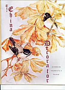 The China Decorator -  October 1995 (Image1)