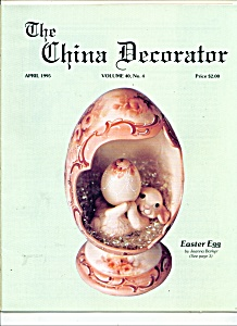 The China Decorator - April 1995