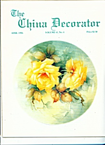 The China Decorator -  April 1996 (Image1)