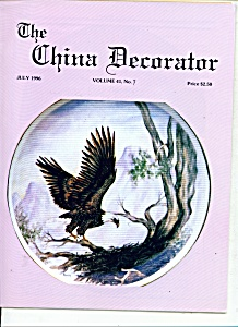 The China Decorator - July 1986 (Image1)