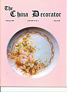The China Decorator - February 1998 (Image1)