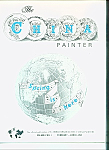 The China Painter - February/March 1968 (Image1)