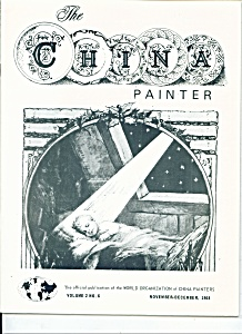 The China Painter- WOCP -  lNovember-December 1968 (Image1)