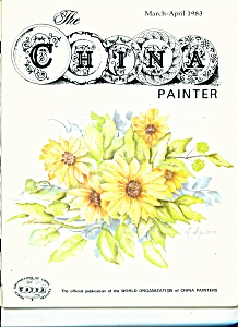 The China Painter - WOCP - March-April 1983 (Image1)