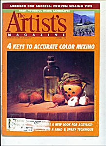 The Artist's Magazine -   October 1996 (Image1)