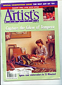 The Artist's Magazine- Art Magazine- December 1996