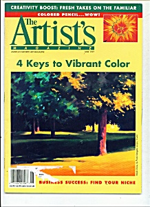 The Artist's magazine()Art magazine) - June 1997 (Image1)