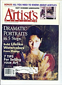 The Artist's magazine ( Art magazine) July 1997 (Image1)