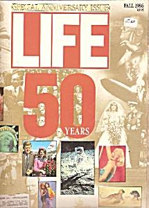Life Magazine -  Fall 1986 (Image1)