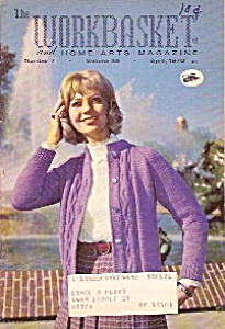 Thje workbasket and home arts magazine -  April 1970 (Image1)