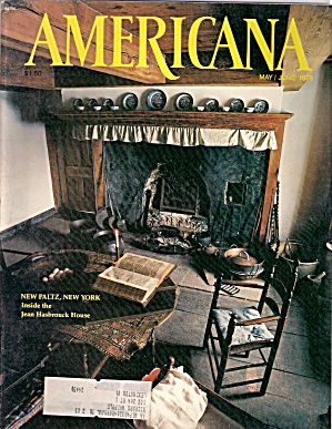 Americana Magazine- May/june 1978