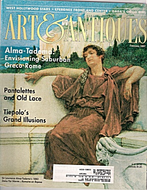 Art & Antiques Magazine - February 1997